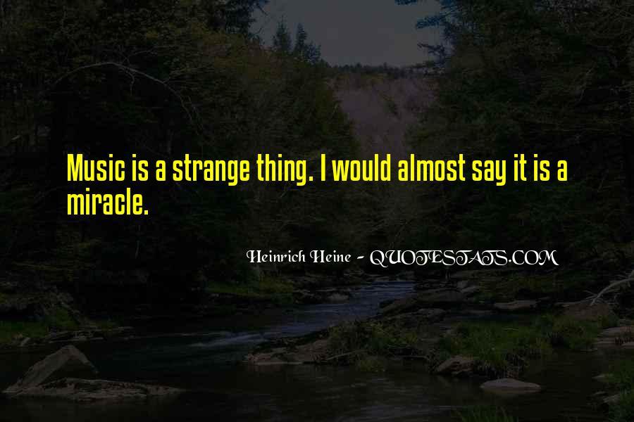 Heinrich Heine Quotes #59816