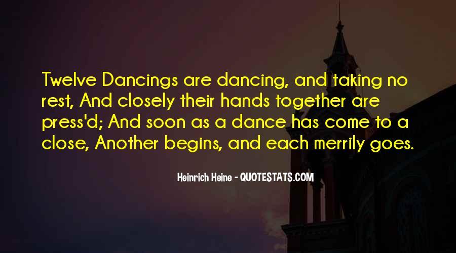 Heinrich Heine Quotes #662070