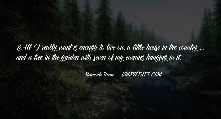 Heinrich Heine Quotes #742089