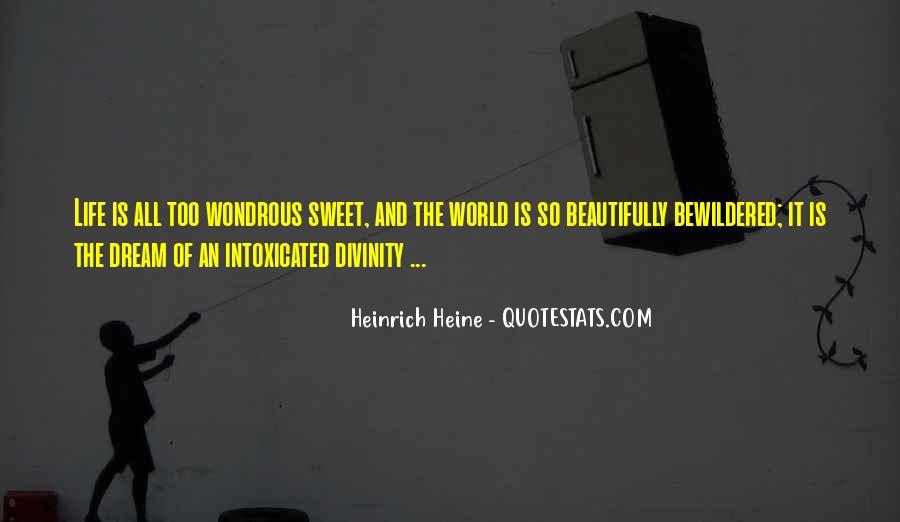 Heinrich Heine Quotes #787138