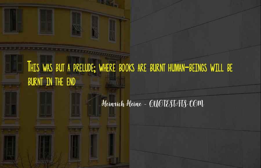 Heinrich Heine Quotes #79902