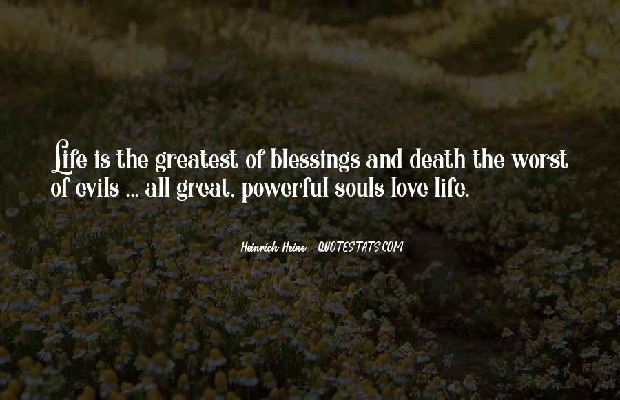 Heinrich Heine Quotes #800559