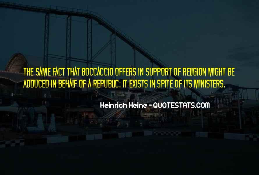 Heinrich Heine Quotes #820754