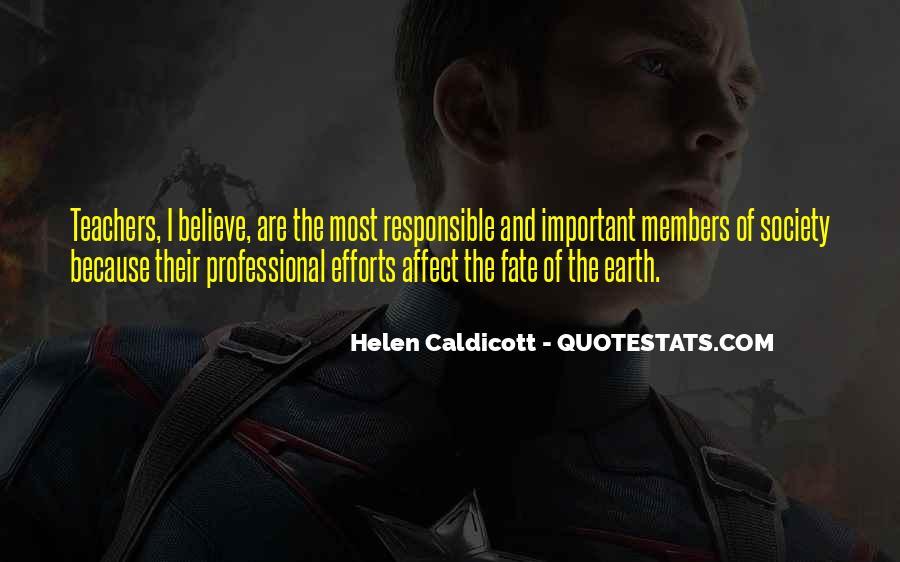 Helen Caldicott Quotes #1524753