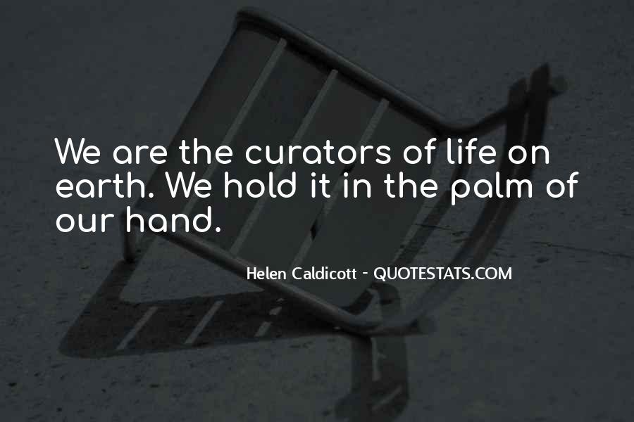 Helen Caldicott Quotes #209112