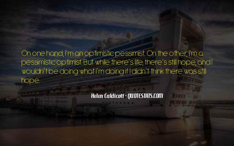 Helen Caldicott Quotes #334885