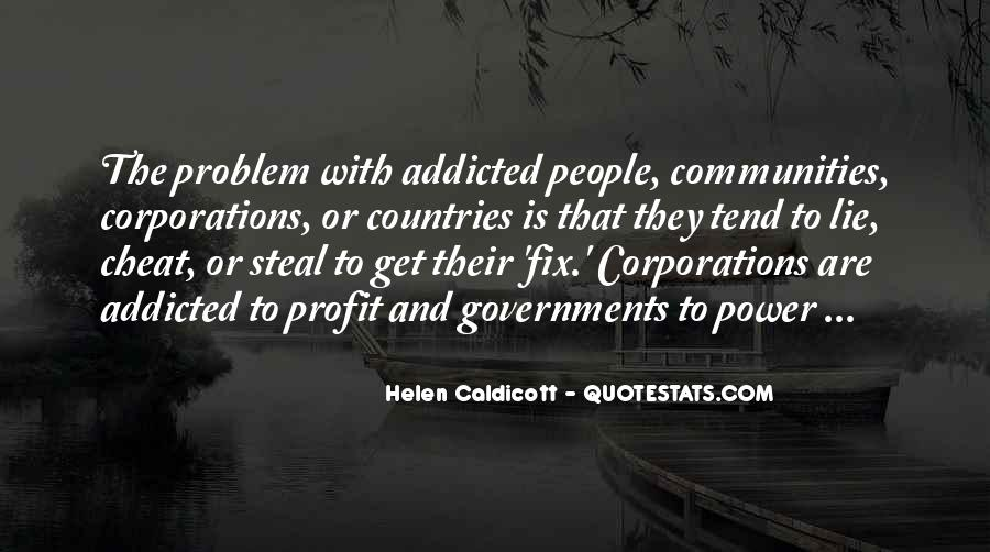 Helen Caldicott Quotes #496916