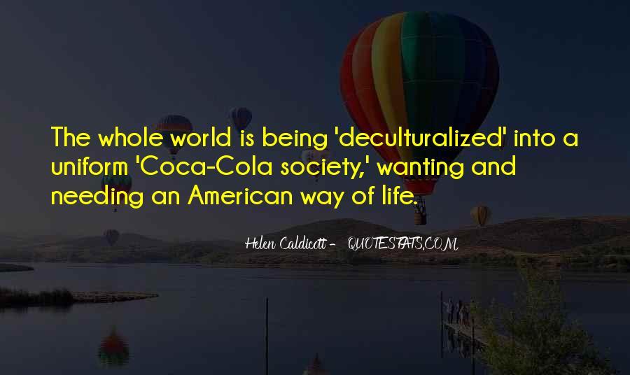 Helen Caldicott Quotes #776059