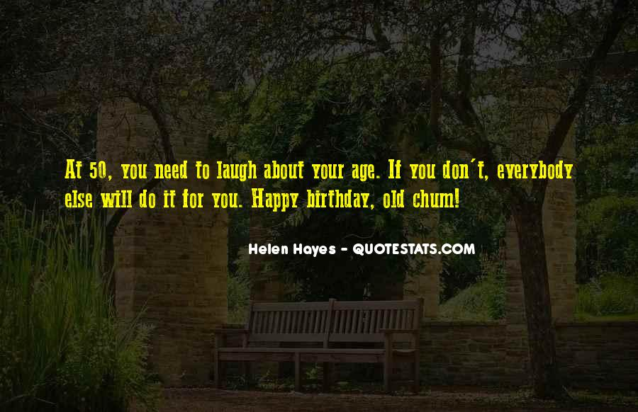Helen Hayes Quotes #1401325