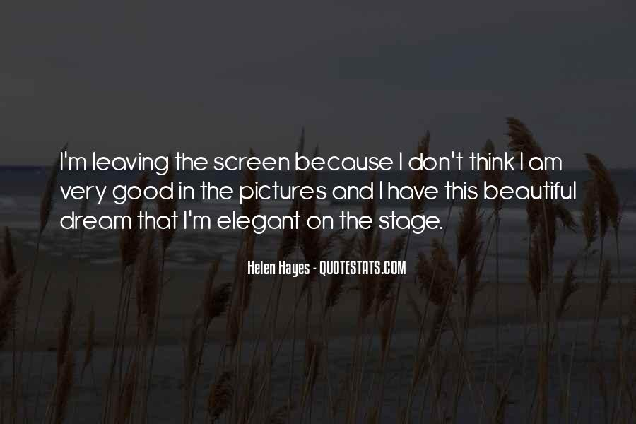 Helen Hayes Quotes #1706336