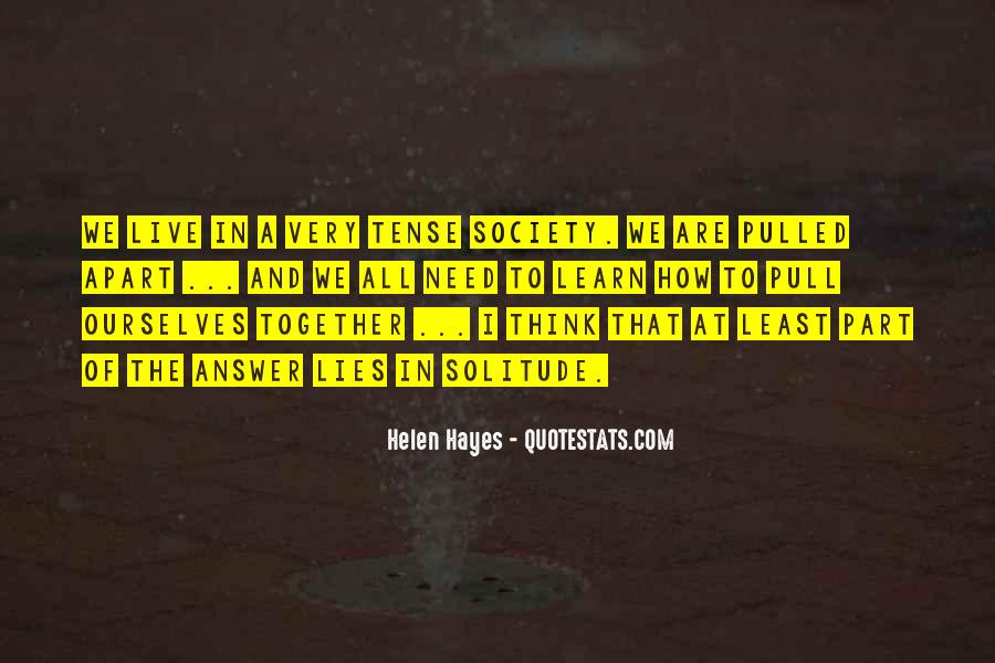 Helen Hayes Quotes #368515