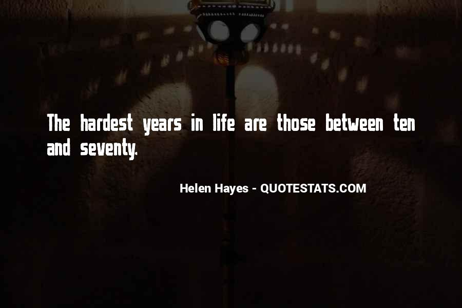 Helen Hayes Quotes #728758