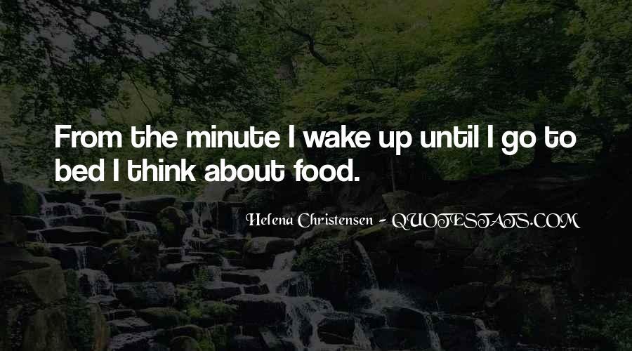 Helena Christensen Quotes #1126516