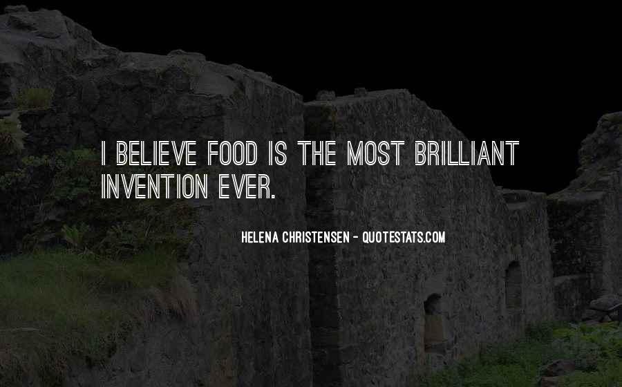 Helena Christensen Quotes #339336