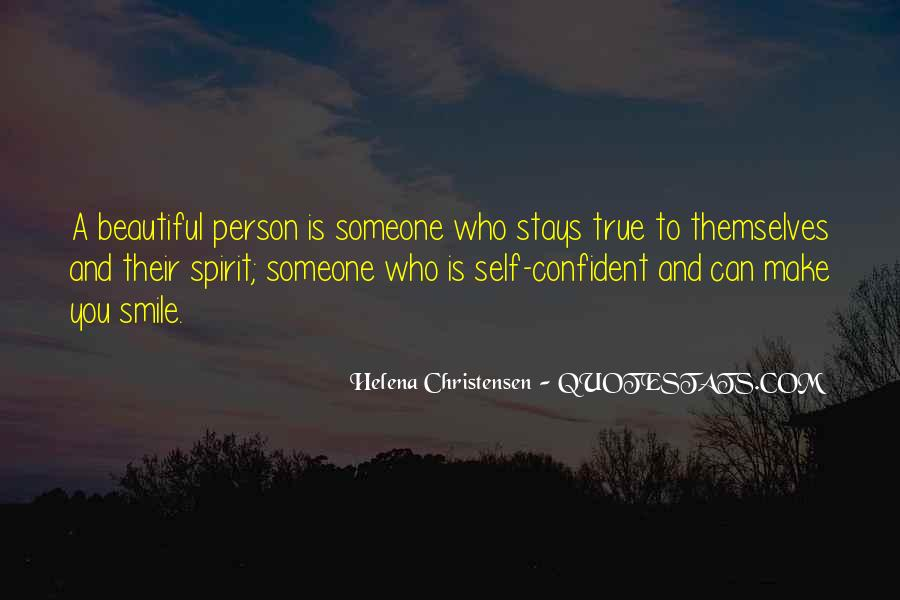 Helena Christensen Quotes #35821
