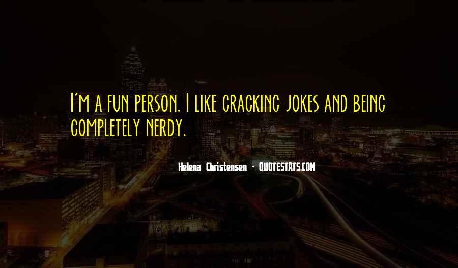 Helena Christensen Quotes #367893