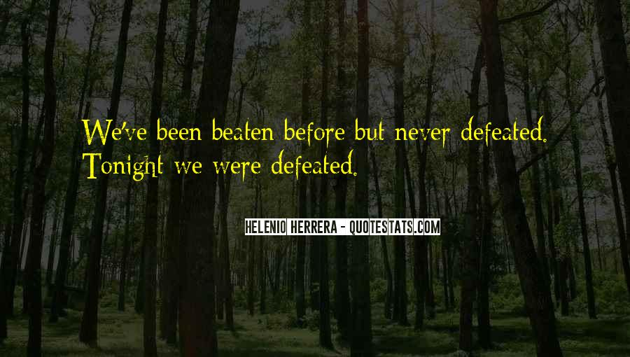 Helenio Herrera Quotes #1048924