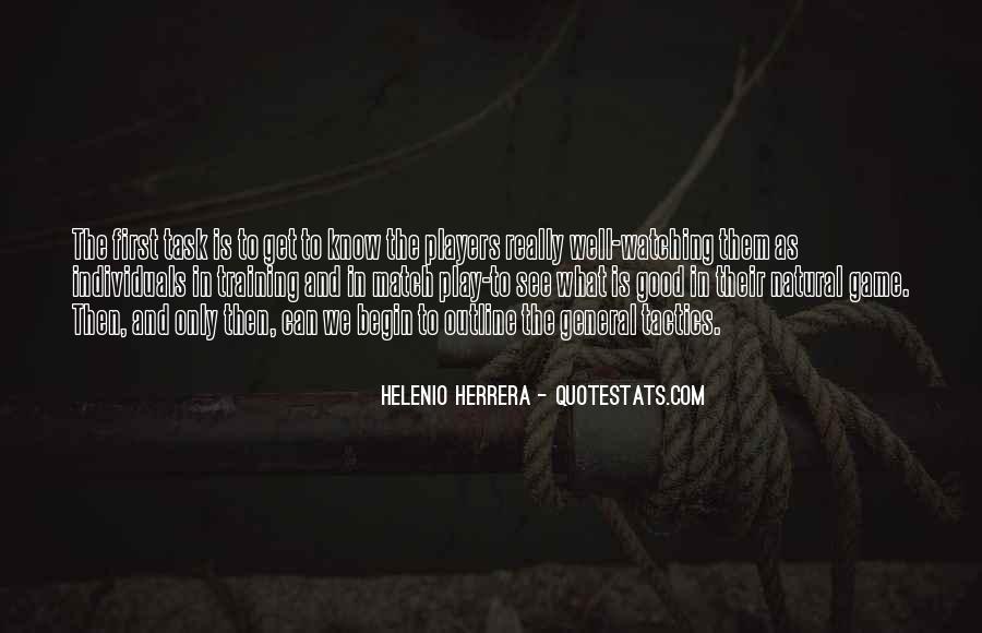 Helenio Herrera Quotes #12509