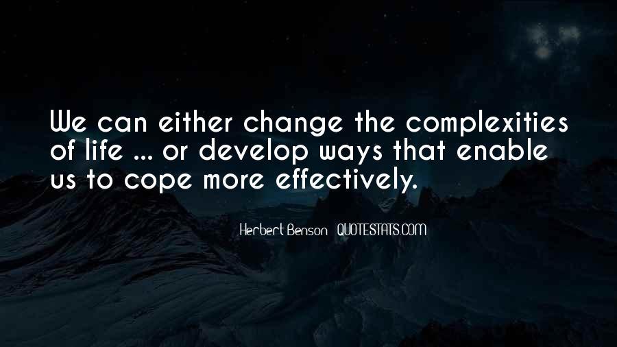 Herbert Benson Quotes #988811