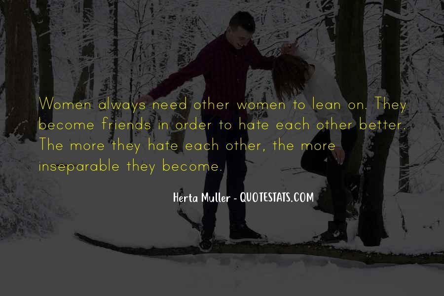 Herta Muller Quotes #1079576
