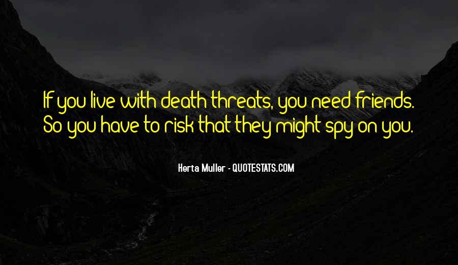 Herta Muller Quotes #1311898