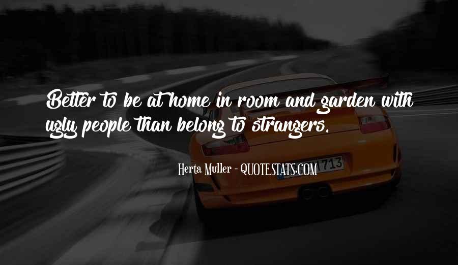 Herta Muller Quotes #137703