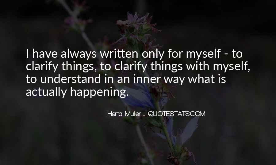Herta Muller Quotes #1420719