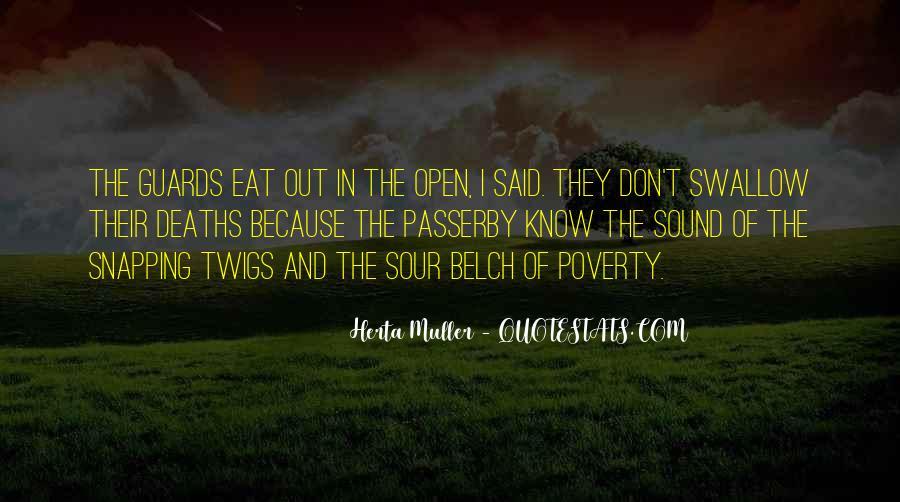 Herta Muller Quotes #176490
