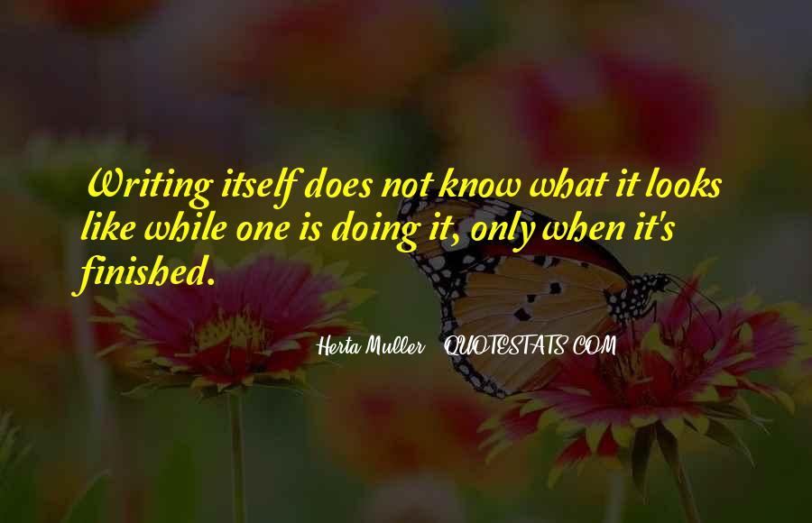 Herta Muller Quotes #1825520