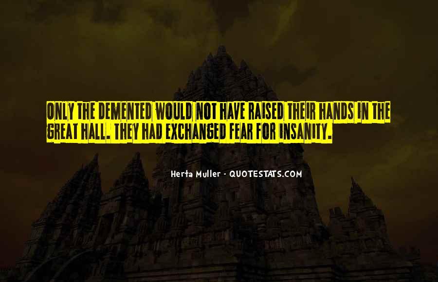 Herta Muller Quotes #1850554