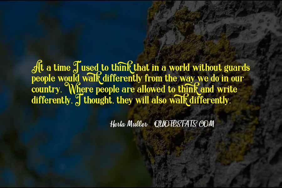 Herta Muller Quotes #190558