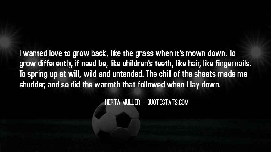 Herta Muller Quotes #616221