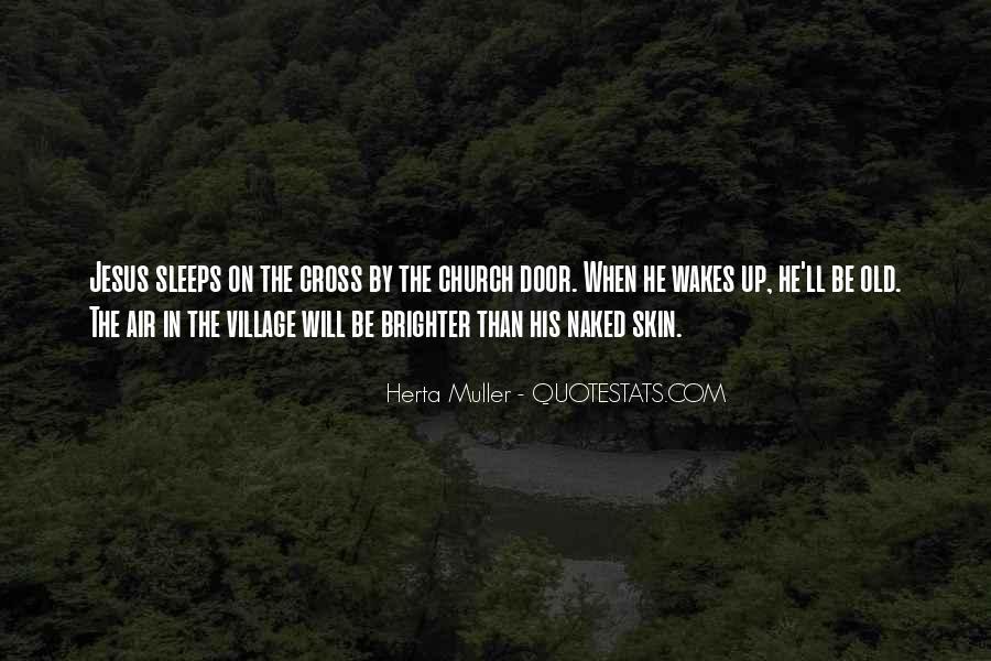 Herta Muller Quotes #710761