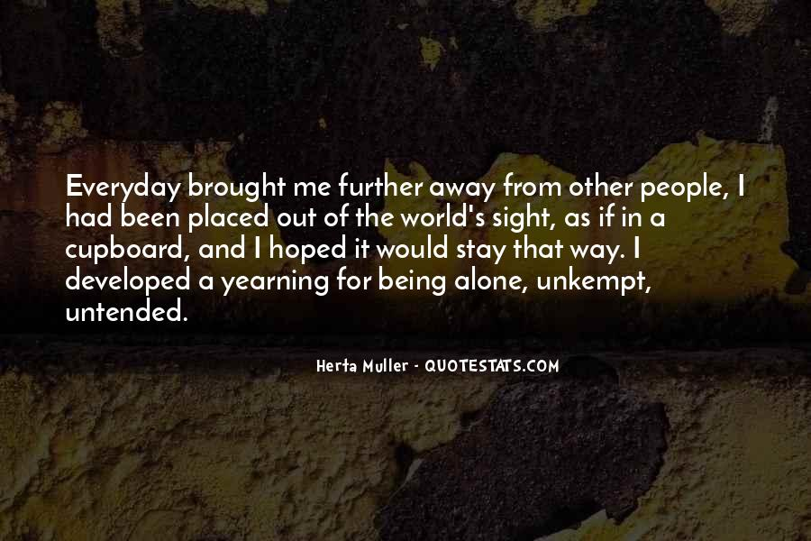Herta Muller Quotes #765257