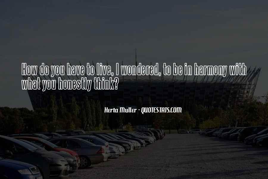 Herta Muller Quotes #788475