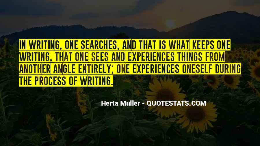 Herta Muller Quotes #861802