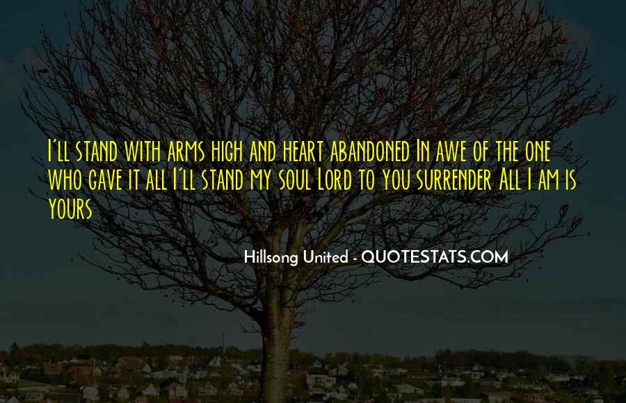 Hillsong United Quotes #1655632
