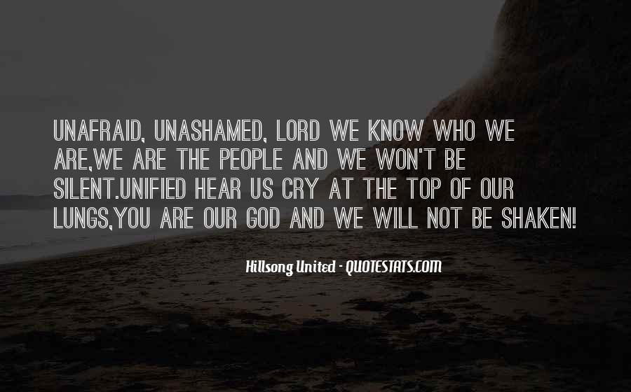 Hillsong United Quotes #570573
