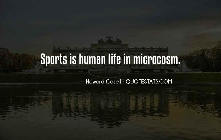 Howard Cosell Quotes #229461