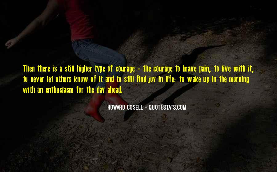 Howard Cosell Quotes #350196