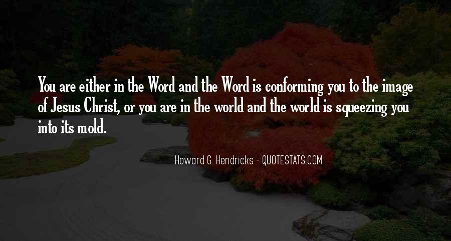 Howard Hendricks Quotes #1003528