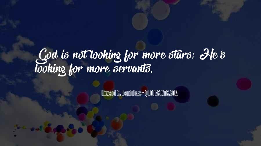 Howard Hendricks Quotes #1081056