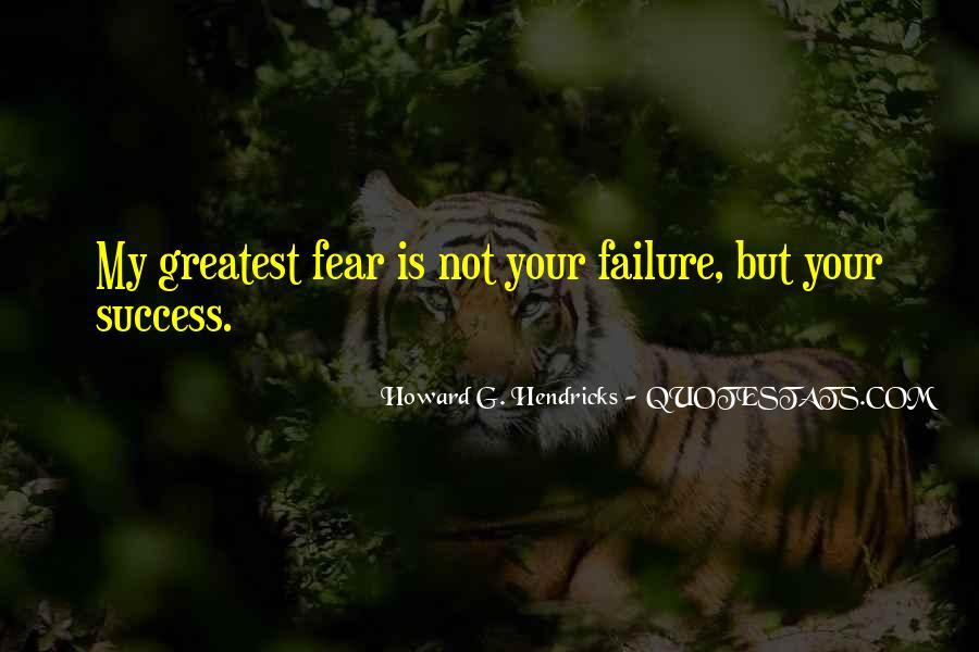 Howard Hendricks Quotes #1107621