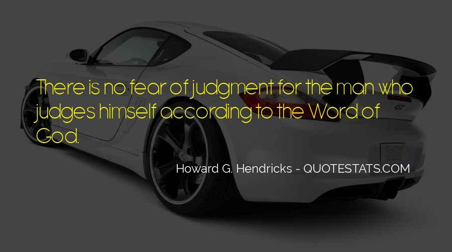 Howard Hendricks Quotes #1585485