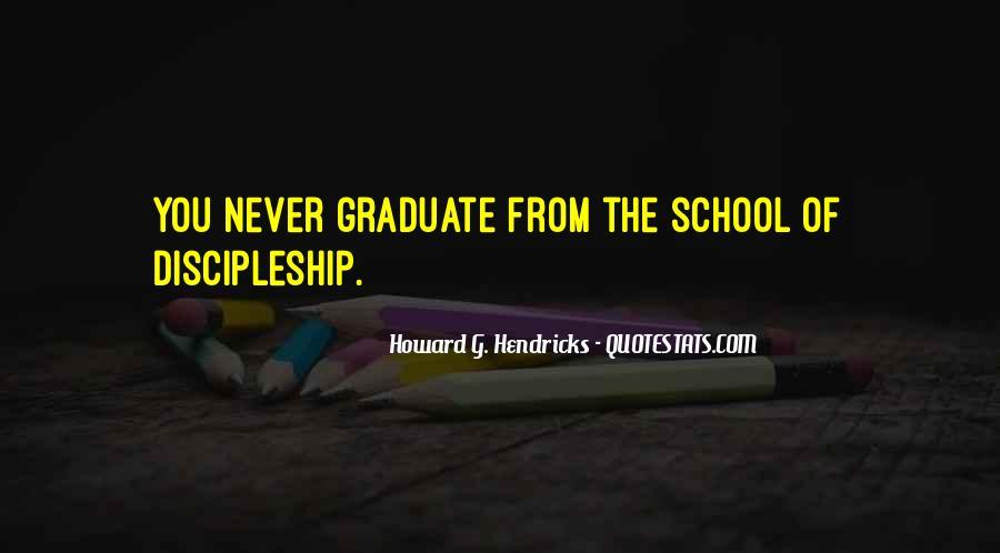 Howard Hendricks Quotes #340079