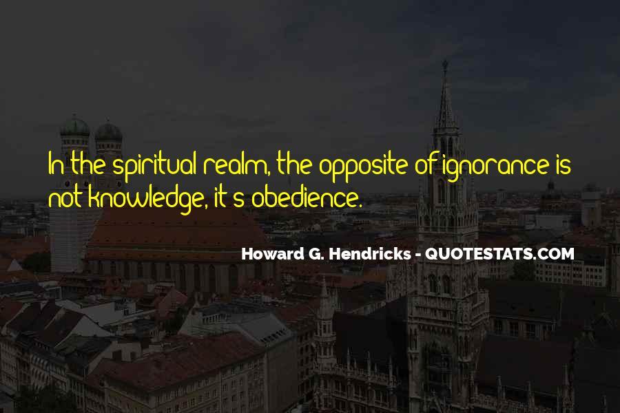 Howard Hendricks Quotes #384689