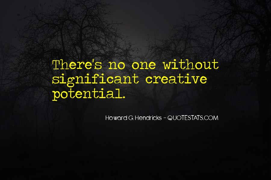 Howard Hendricks Quotes #387747