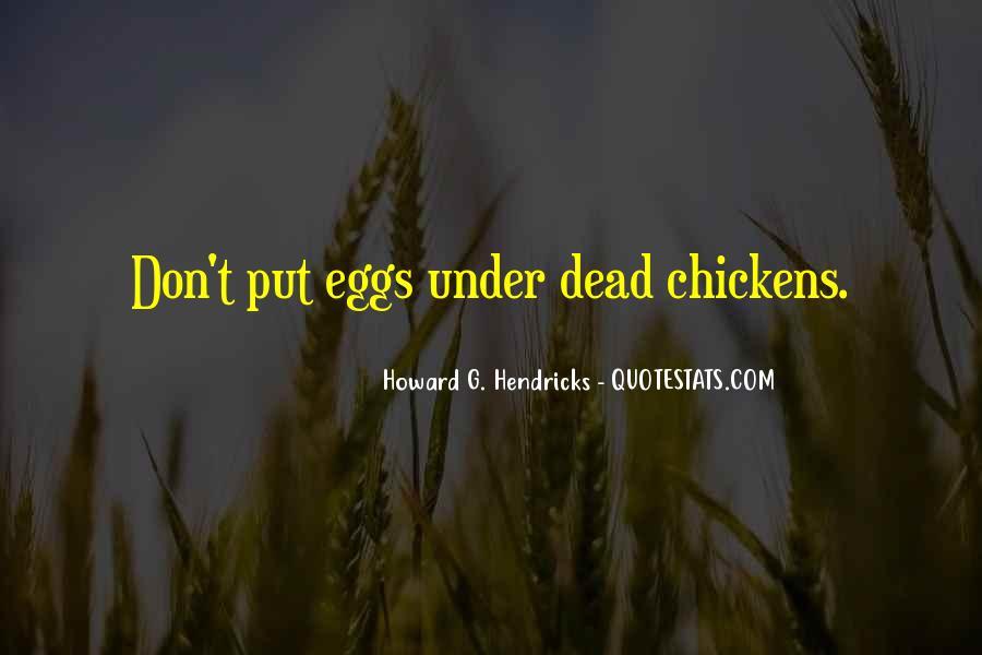 Howard Hendricks Quotes #580699
