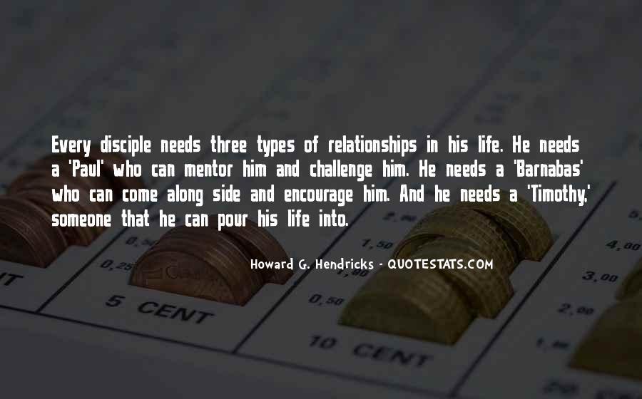Howard Hendricks Quotes #602600