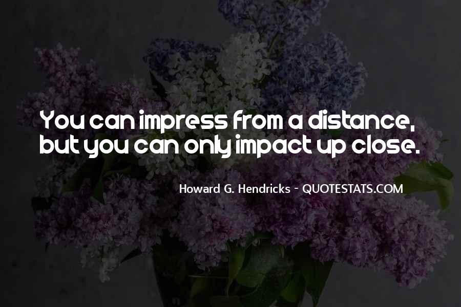 Howard Hendricks Quotes #701342